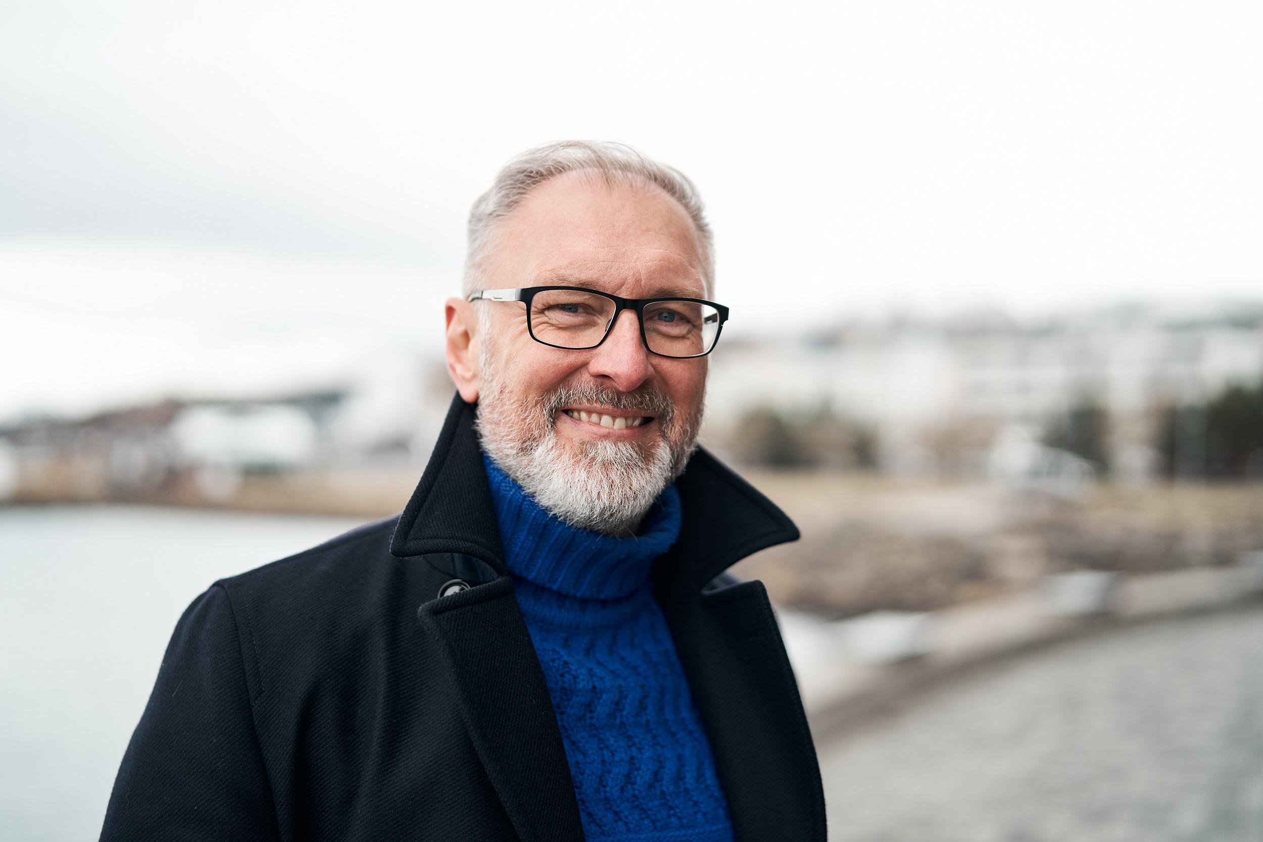 Eiríkur Björn Björnsson Oddviti 1. sæti Norðausturkjördæmi Alþingiskosningar 2021