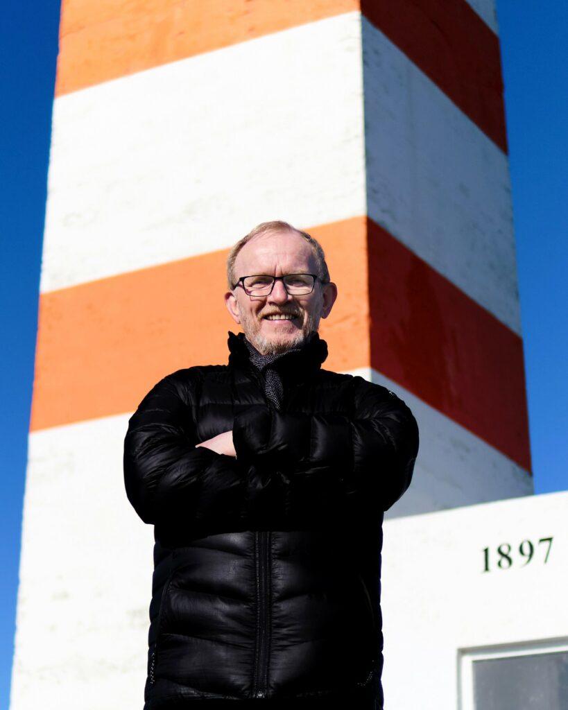 Guðbrandur Einarsson oddviti Suðurkjördæmi Alþingiskosningar 2021
