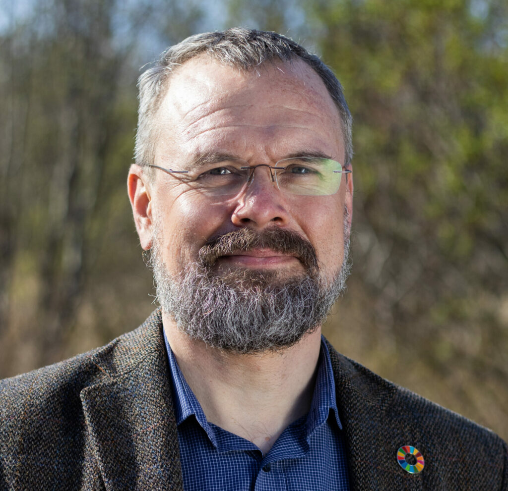 Daði Már Kristófersson, varaformaður Viðreisnar, 2. sæti Reykjavík suður 2021