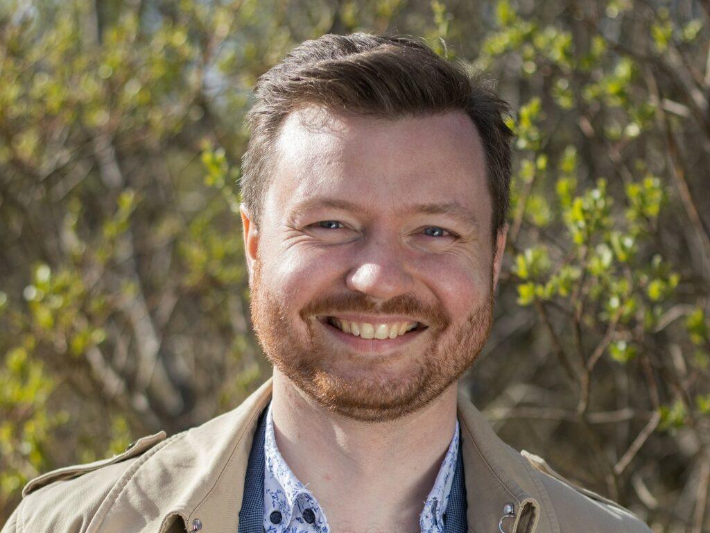 Dagbjartur Gunnar Lúðvíkisson. Alþingiskosningar 2021. Reykjavíkurkjördæmi Suður RS 4. sæti