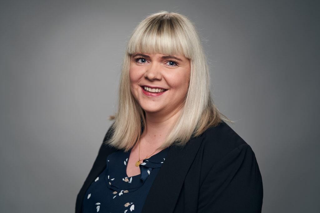Elín Anna Gísladóttir 3. sæti Suðvesturkjördæmi 2021 Alþingiskosningar