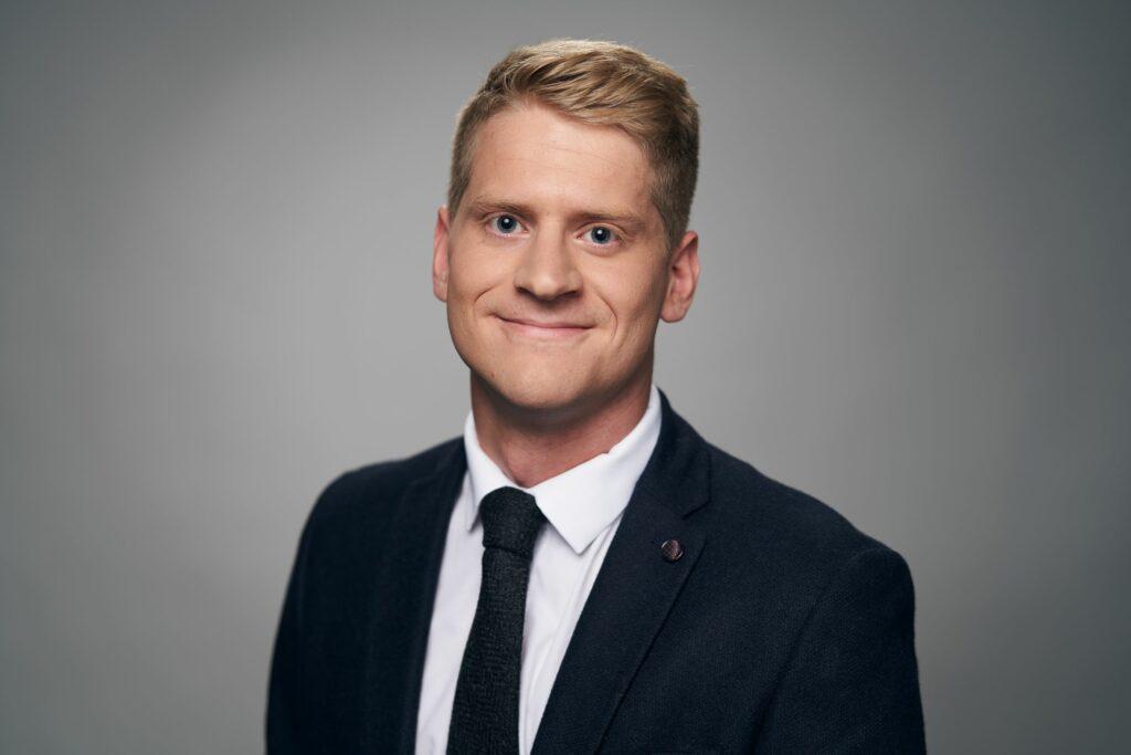 Ingvar Þóroddsson Alþingiskosningar 2021